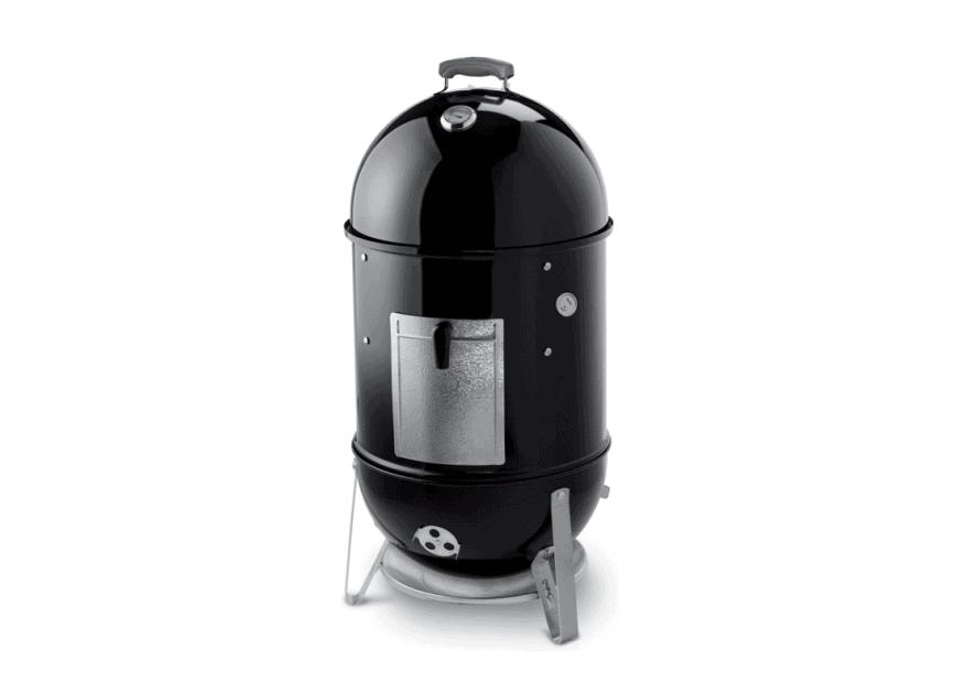 weber 18 inch smokey mountain cooker