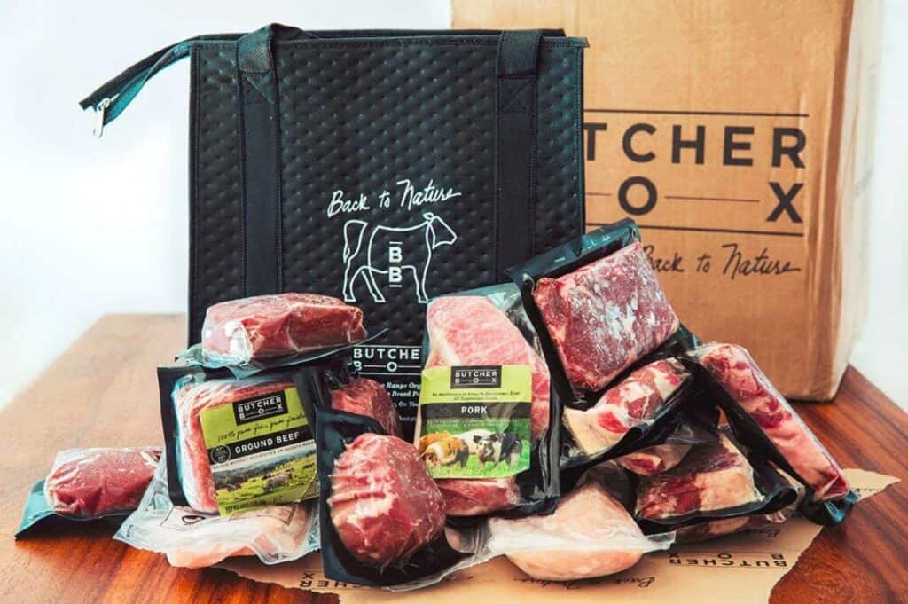 Butcher Box - Best for Grass-Fed Beef