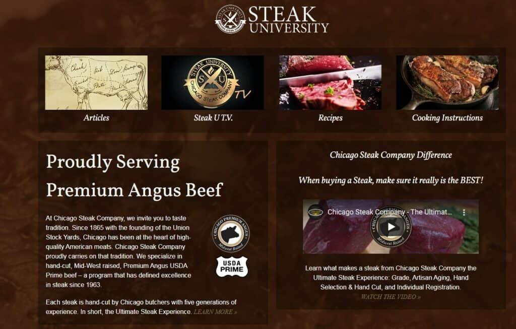 Chicago Steak Company