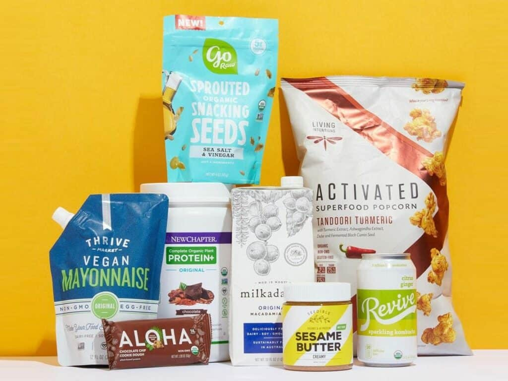 Thrive Market - Best for One-Stop Shopping